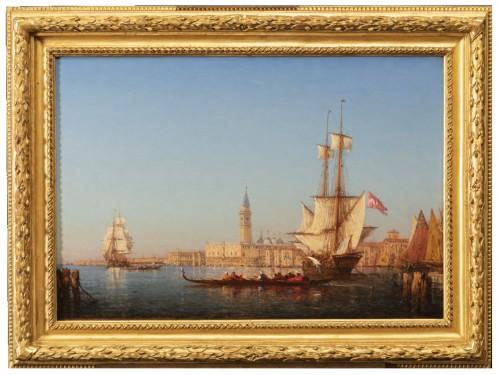 Felix ZIEM (1821-1911) - Venice