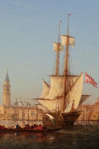 Paintings & Drawings  - Felix ZIEM (1821-1911) - Venice