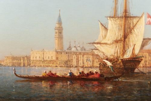 19th century - Felix ZIEM (1821-1911) - Venice