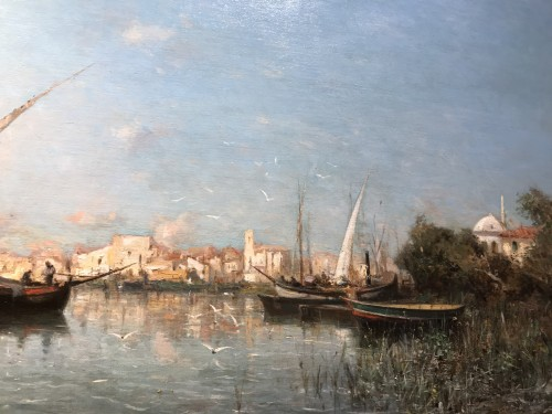 The Martigues - Adolphe APPIAN (1818 – 1888) -
