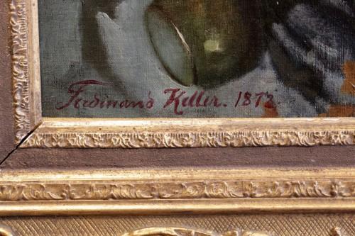 Ferdinand KELLER (1842-1922) - Diana the Huntress -