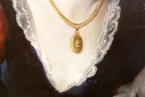 Antiquités - Ferdinand KELLER (1842-1922) - Diana the Huntress
