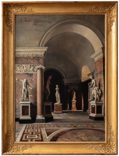 Julie Buchet (1847-1921), Gallery of the Venus of Milo /