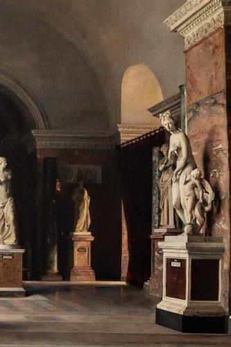 19th century - Julie Buchet (1847-1921), Gallery of the Venus of Milo /