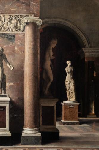 Julie Buchet (1847-1921), Gallery of the Venus of Milo /  -