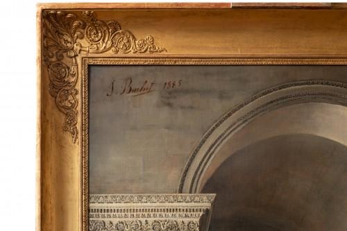 - Julie Buchet (1847-1921), Gallery of the Venus of Milo /