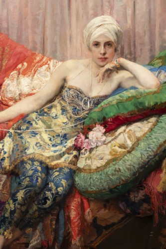 Herman Jean Joseph RICHIR - Paintings & Drawings Style