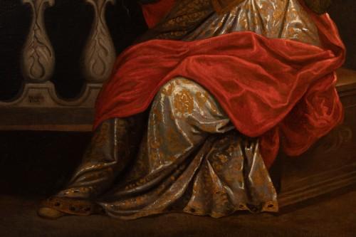 Antiquités - Senén Vila (1640-1708) - Portrait of a woman