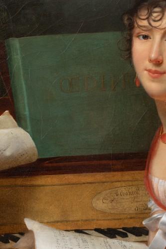 Paintings & Drawings  - Adèle ROMANY (1769 – 1846)