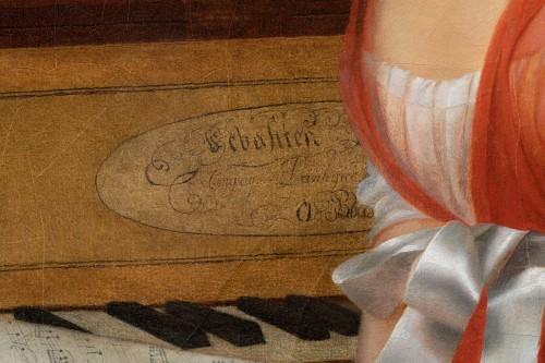 Antiquités - Adèle ROMANY (1769 – 1846)