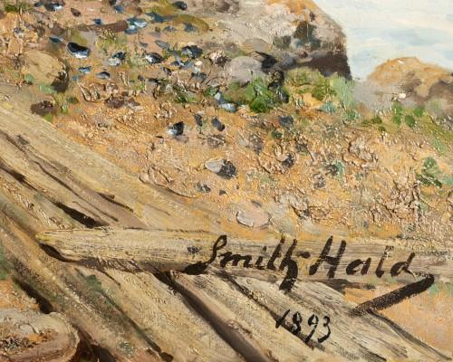 Frithjof Smith-Hald (Kristiansand (Norvège) 1846 - Chicago (Etats-Unis) 1903 -