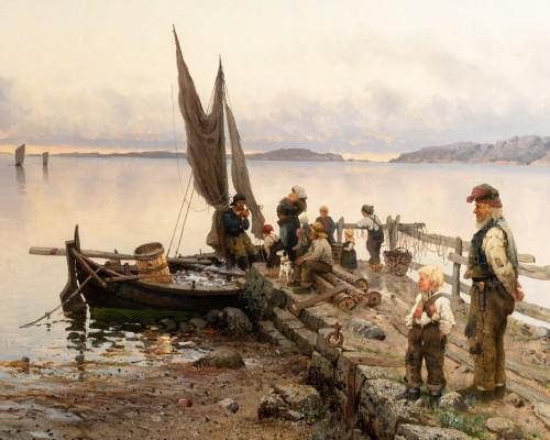 - Frithjof Smith-Hald (Kristiansand (Norvège) 1846 - Chicago (Etats-Unis) 1903