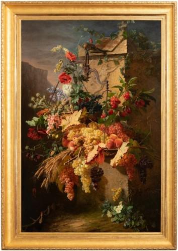 Antiquités - Jean-Pierre Laÿs (1827-1887) - Le Bien et le Mal