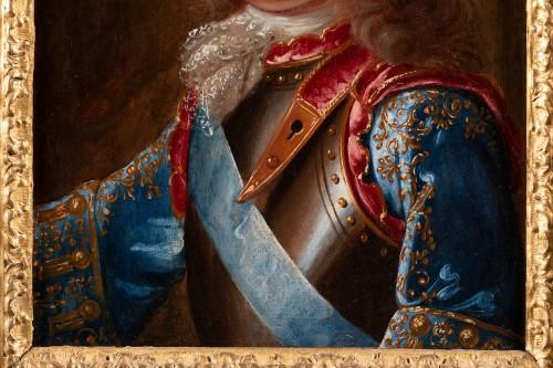 Portrait of the Duke of Berry  French school around 1700 -