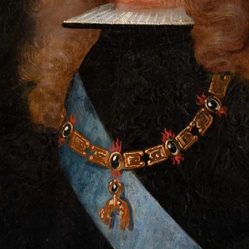 18th century - Portrait of Philip V of Spain - French school around 1700