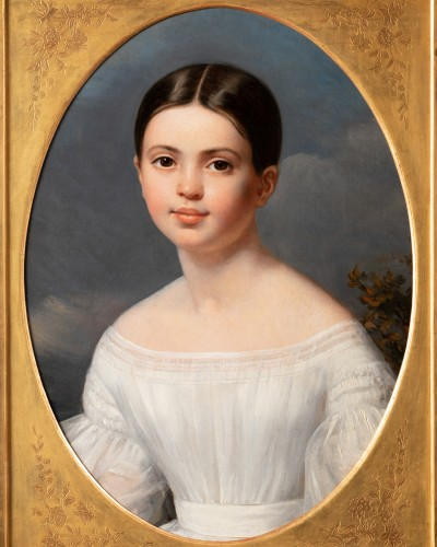 - Louise Pauline Julie Volpeliere (1783- 1842)  - Presumed portrait of Aglaé Françoise Lebe Gigun