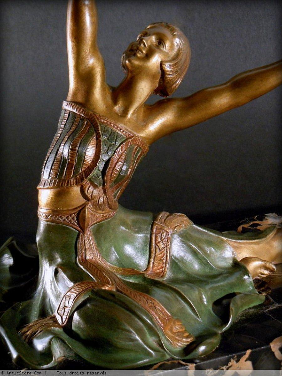 Art D 233 Co Dancer By Samuel Lipchytz Ref 14615