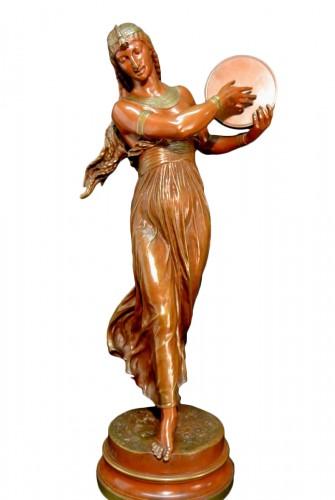 """""""egyptian dancer"""" by arthur bourgeois"""