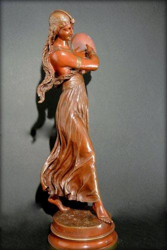 """""""egyptian dancer"""" by arthur bourgeois -"""