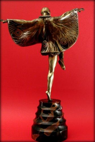 """Dancer """"butterfly"""" art deco - Art Déco"""