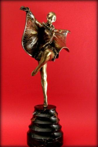 """Art Déco - Dancer """"butterfly"""" art deco"""
