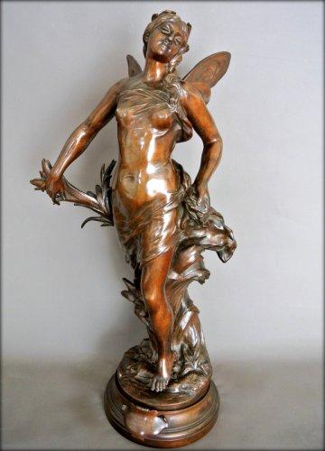 """""""ondine"""" by adrien gaudez - Sculpture Style Art nouveau"""