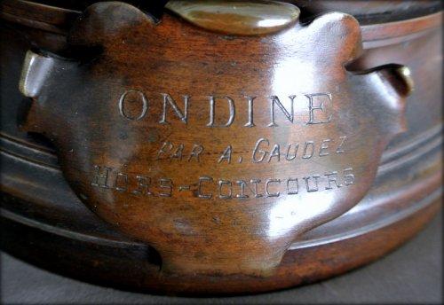 """19th century - """"ondine"""" by adrien gaudez"""