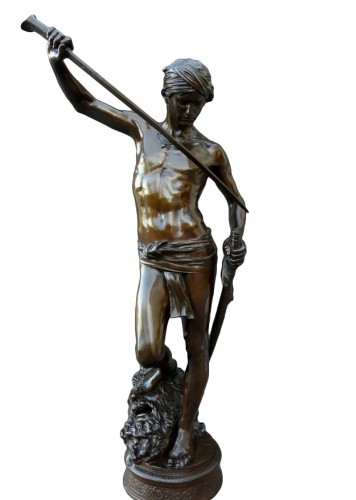 David vainqueur par A MERCIE