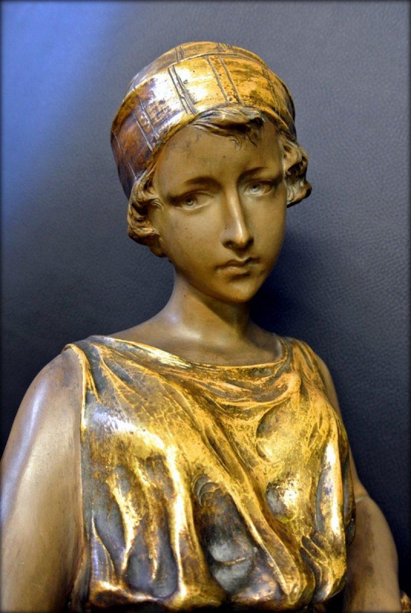 Terracotta Rebecca At The Well Ref 43787