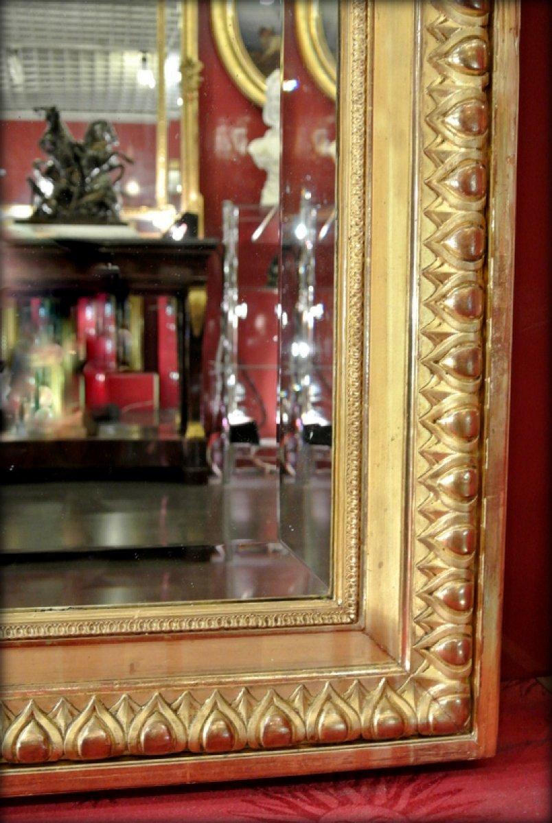 Miroir d poque napol on iii xixe si cle for Miroir xix siecle
