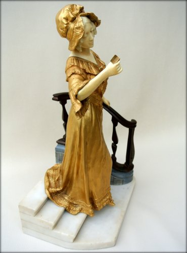 Statue - Affortunato GORY -