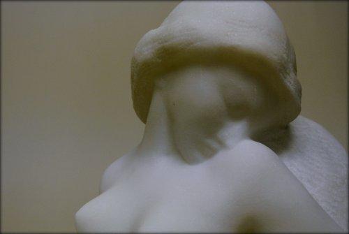Antiquités - Art Deco Marble Sculpture signed Gennarelli