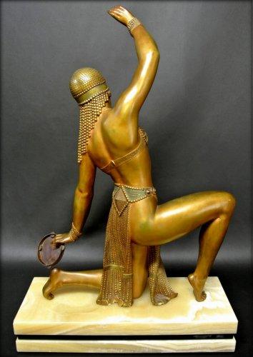 """Antiquités - """"Danseuse du Cachemire"""" by CHIPARUS"""