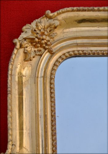 19th century mirror - Napoléon III