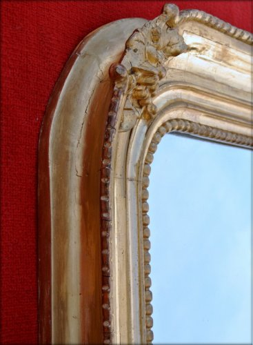 Napoléon III - 19th century mirror