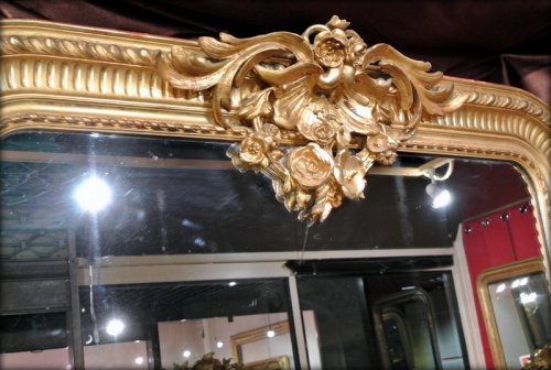 Pair of very large mirrors -