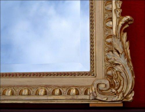 19th century mirror -