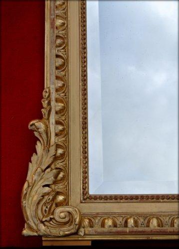 19th century - 19th century mirror