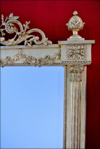 Mirror late 19th -