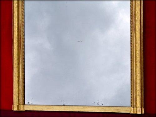 Grand mirror Louis Philippe -