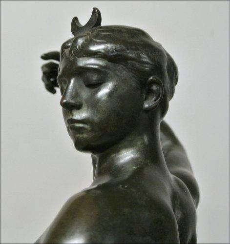 Antiquités - Diane huntress by Alexandre Falguière
