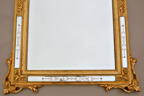 Miroir r serves d 39 poque fin xixe for Miroir sans fin