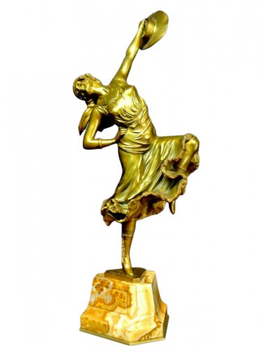 Dancer of Mexico - Bronze CL JR COLINET