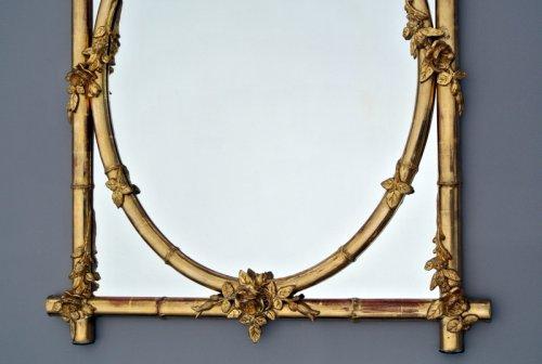 Mirrors, Trumeau  - Mirror late 19th cenury
