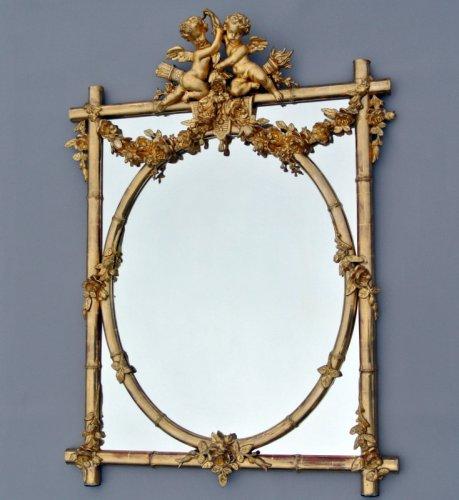 Mirror late 19th cenury -