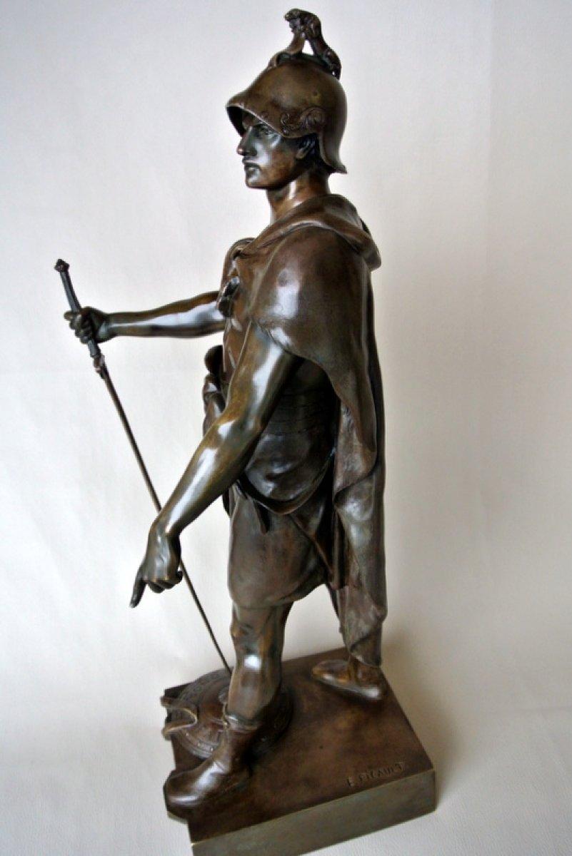 Statue Signed E Picault Ref 59951