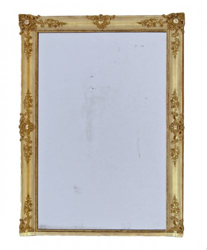Miroir mid 19th century
