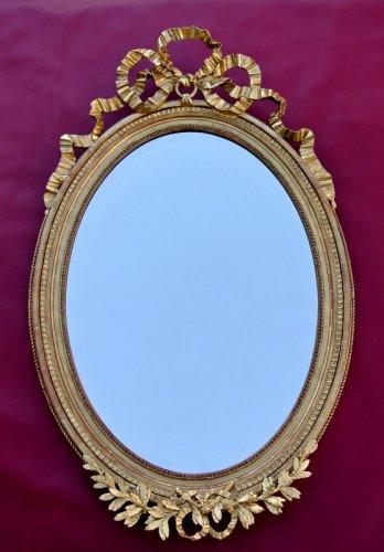 19th century - Miroir late XIXth