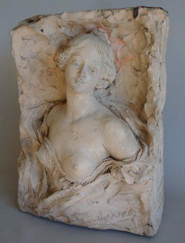 Sculpture  - Sculpture signed CH. DESVERGNES