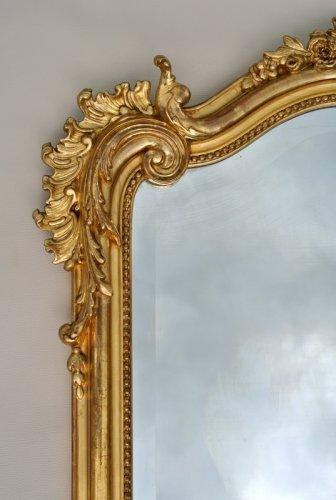 Large Napoleon III Mirror -